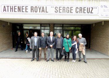 2013 Visite Ecole Serge Creuz
