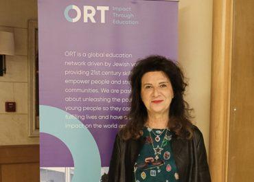 2019 ORT conference Eliane Maarek