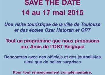 2015 Voyage à Toulouse