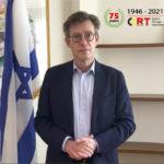 Message de son excellence EMMANUEL NAHSHON, Ambassadeur d'Israël en Belgique et au Luxembourg